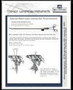 Thoracic Landrenau Instruments