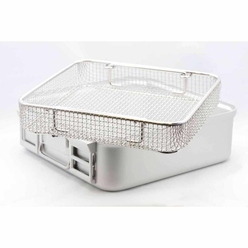 Metal Sterilization Trays - surgicalinstruments .com