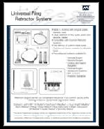 Universal Ring Retractor Sytem