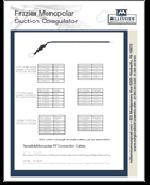 Frazier Monopolar Suction Coagulator