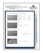 Surgical Instrument Care Catalog