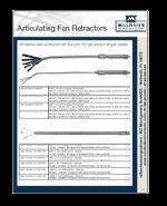 Articulating Fan Retractors