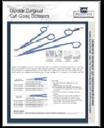 Bipolar Surgical Cut-Coag Scissors