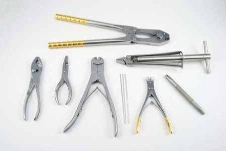 Wire and Pin Instruments Millennium Surgical