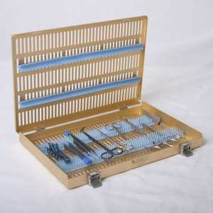 Micro Instrument Sterilization Trays Millennium Surgical