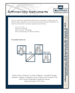 Arthroscopy Instruments