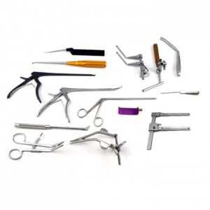 Cervical Spine Instruments Millennium Surgical