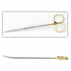 Metz Scissors curved 7 inches