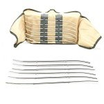 HANK DILATOR SET OF 6 in Khaki Roll