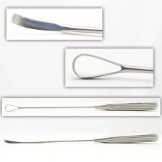 SIMS UTER CUR #6 SHARP/MALLEABLE 10