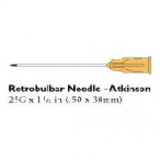 Retrobulbar Needle - Atkinson 25G x 1 1/2 in