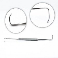 RETRACTOR RAGNELL DOUBLE END ROUND HANDLE