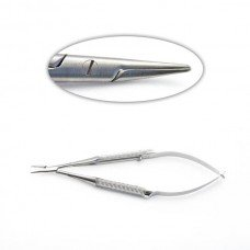 Barraquer Needle Holder Lg Dia w/ Lock