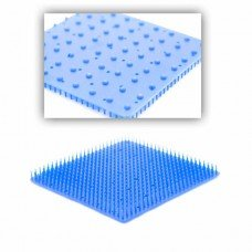 SILICONE MAT W/HOLES 6X6