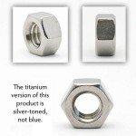 Titanium Gardner Wells Adjustment Nut