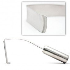 NEW YORK WEIGHTED SPECULUM 4in D 1.75in W