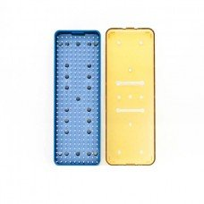2.5x7.5x0.75 Micro Tray - Base Lid & Mat