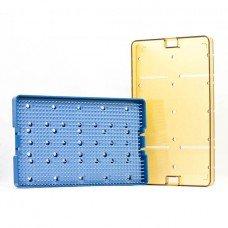 6.0x10x0.75 Micro Tray - Base Lid & Mat