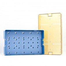 6.0x10x1.5 Micro Tray -Base (deep) Lid & Mat