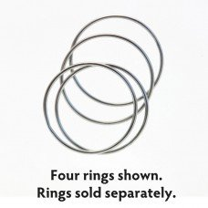 FLIERINGA SCLERAL FIX RING SS 11MM