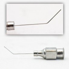 AIR INJECTION CANNULA 30 GA. 7MM BEND TO TIP