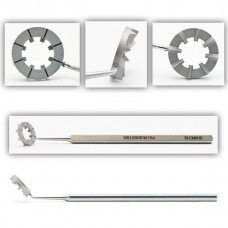 Anis Suture Placement Marker 8 Radial Blades