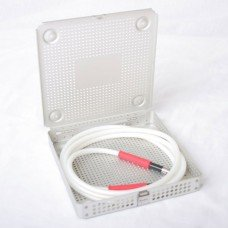 Sterilization tray - 9in x 9in x 1.5in
