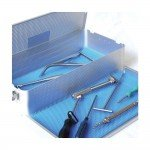 "STERILIZATION CASE PERFORATED 11"" x 23"" x 5"""