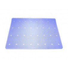 MAT SILICONE PERFORATED 13in x 18in