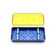 2.5x6.0x0.75 Knife Tray 1 Slot - Base Lid