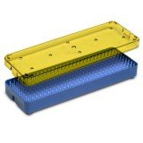 2.5x6.0x0.75 Micro Tray - Base Lid & Mat