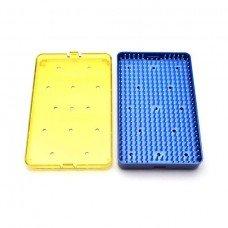 4.0x6.5x0.75 Micro Tray - Base Lid & Mat