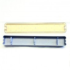 3.0x22x1.5 Scope Tray-Base Lid & Bars