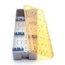 6.5x18x3.0 Scope Tray - Base Lid & Bars