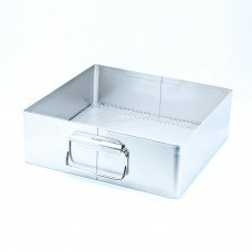 STERILIZATION TRAY 10in X 15in X 3.5in PERF BTM