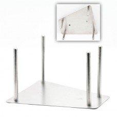 Posilok Instrument Rack 5in X 4-3/8in 3in Pins