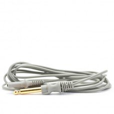 Reusable 10ft mono gray cable Str socket