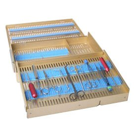 micro instrument trays