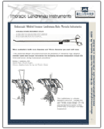 Thoracic Landrenau Instruments