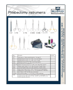 Phlebectomy Instruments