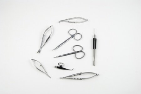 Eye Surgery Scissors Millennium Surgical Instruments