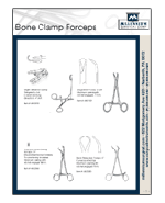 Bone Clamps and Forceps