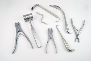 Hip and Knee Instruments Millennium Surgical