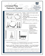 Universal Ring Retractor Sytem