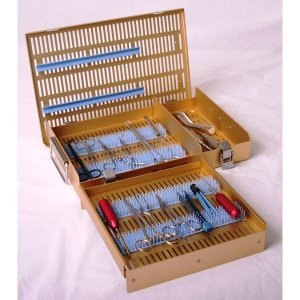 Micro Instrument Trays Millennium Surgical