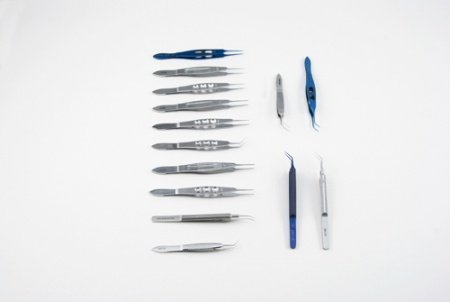 Eye Forceps Millennium Surgical Instruments