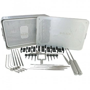 MBlack Basic Retractor Set