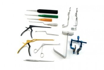 Lumbar Spine Surgical Instruments Millennium Surgical