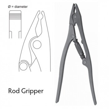 Rod Gripper Millennium Surgical