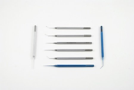 Eye Hooks Manipulators Millennium Surgical Instruments